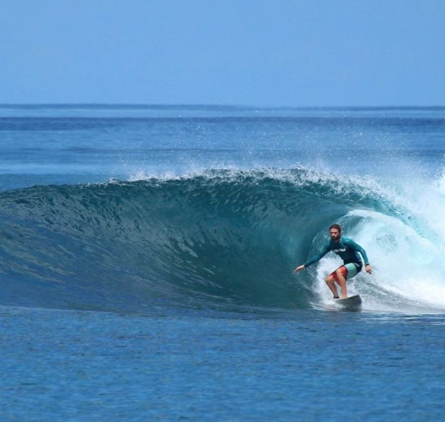Going to the mentawais was of course a dream ofhellip