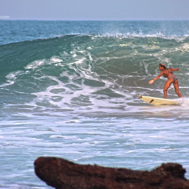 This picture is from a long ago surftrip to barradelacruzhellip