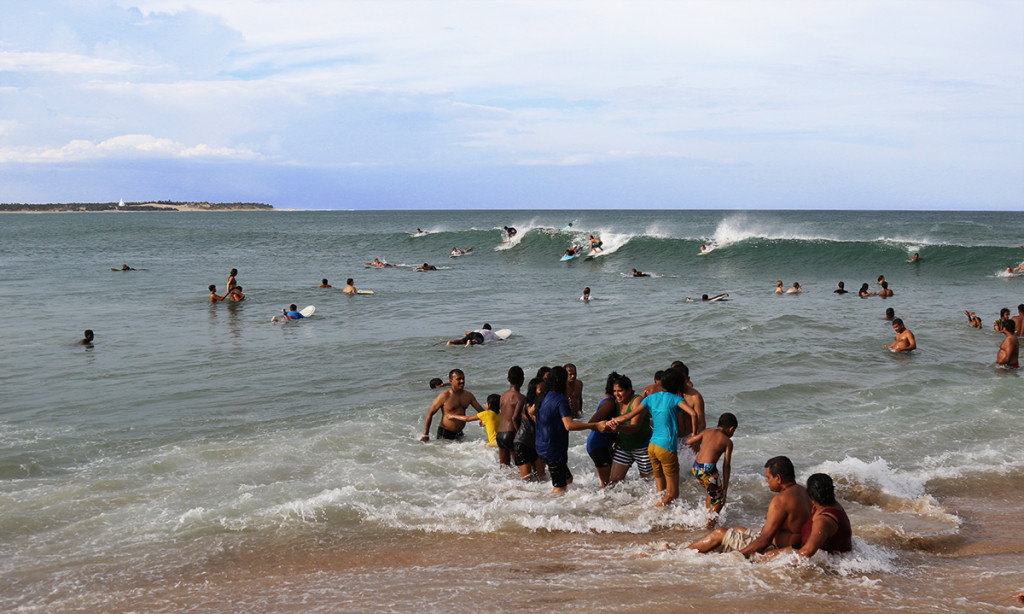 surfing sri lanka Arugam Bay thefreesurfer.com