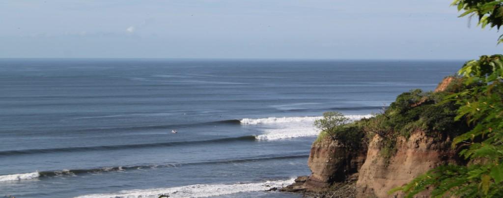Surfing El Salvador, Punta Mango