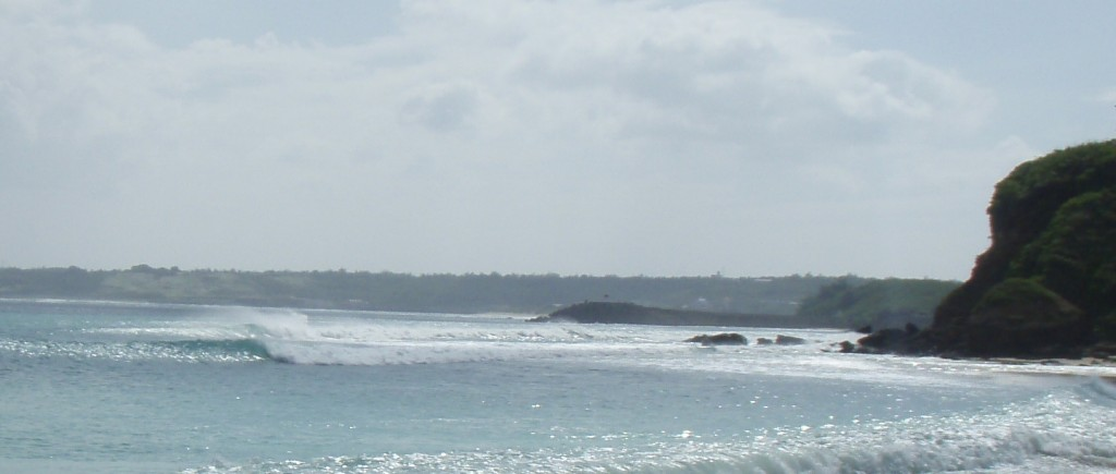 Taiwan pointbreak surf