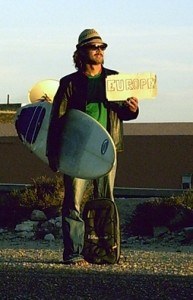 thefreesurfer.com hitchhiking
