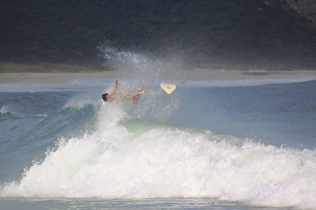 The waves were usually longer than the energy in my legs lasted thefreesurfer.com