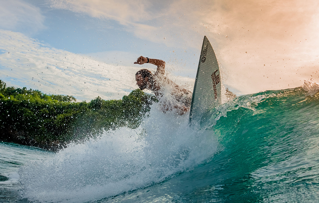 thefreesurfer.com balangan bali lib tech surfboards