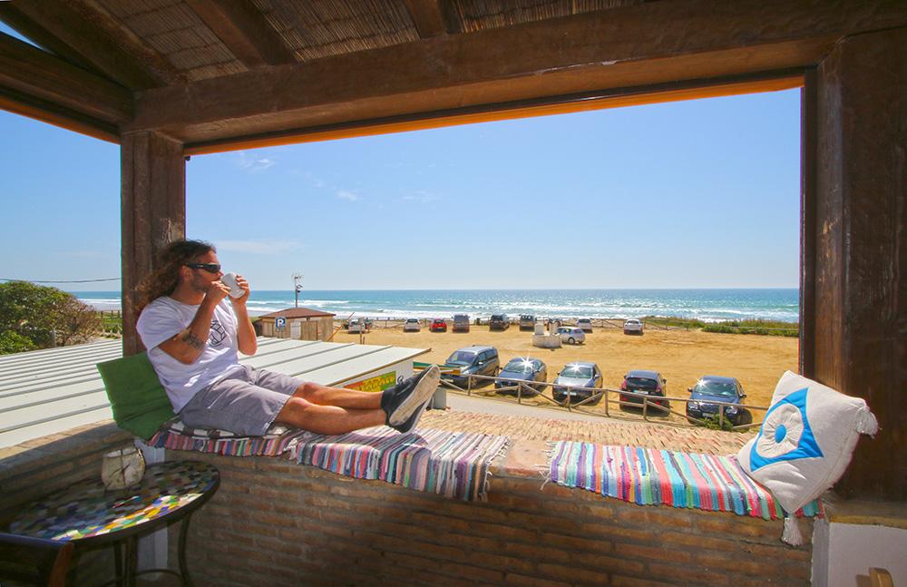 surf andalucia A-Frame @thefreesurfer.com