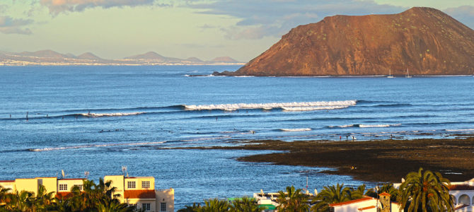 Surfing Fuerteventura – One week at Europe's North Shore