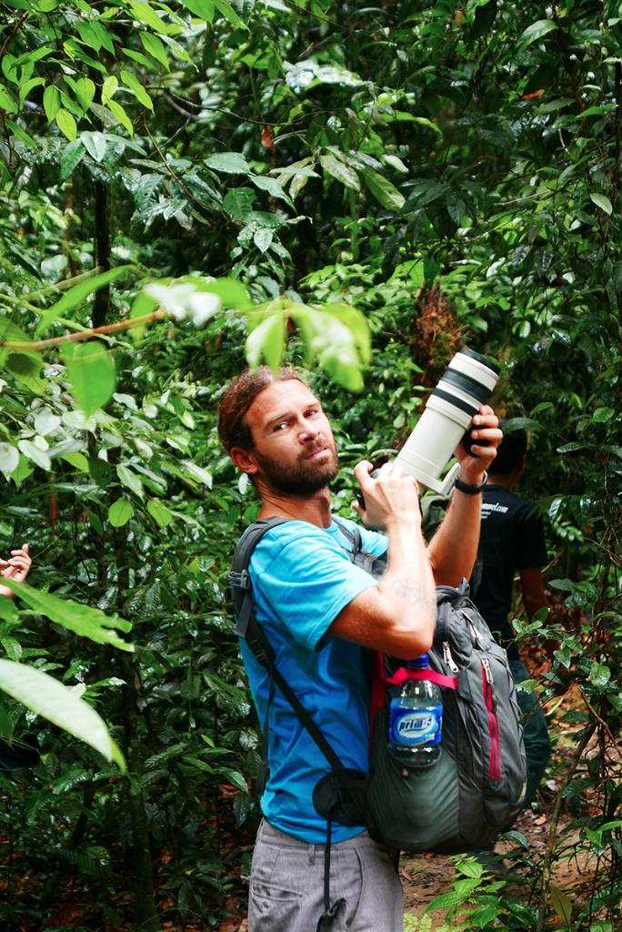 Bukit Lawang jungle trek thefreesurfer.com