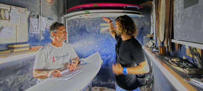 If and How to order your custom surfboard with Semente