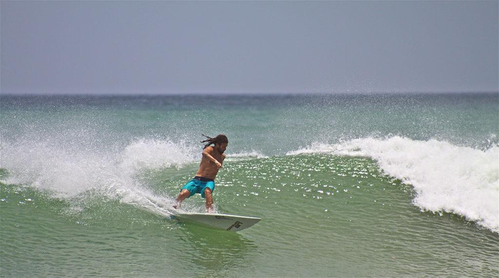 Guasacate Popoyo Lib Tech Surfboard ©thefreesurfer.com