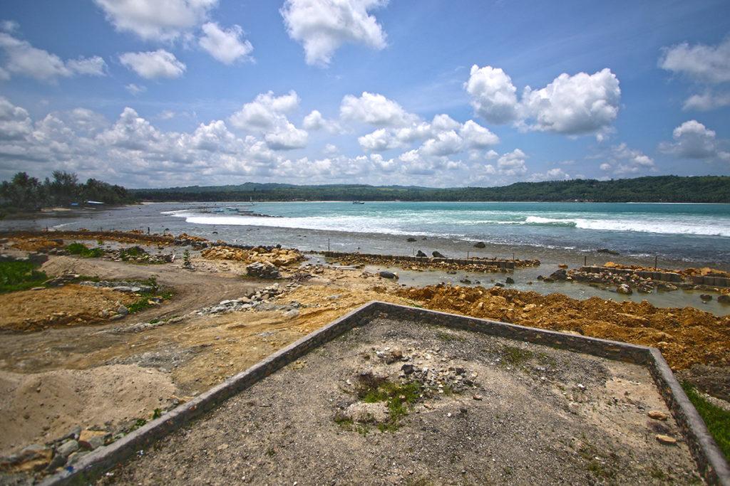 nias destruction lagundri bay sorake @thefreesurfer.com