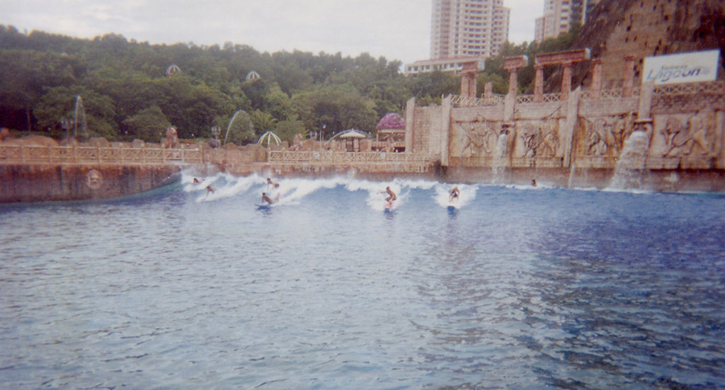 sunway lagoon ©thefreesurfer.com