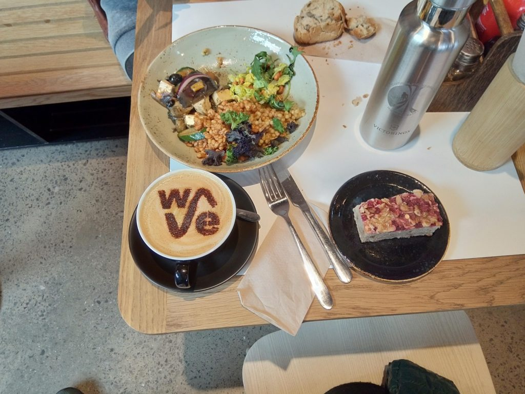 food at the wave bristol ©thefreesurfer.com