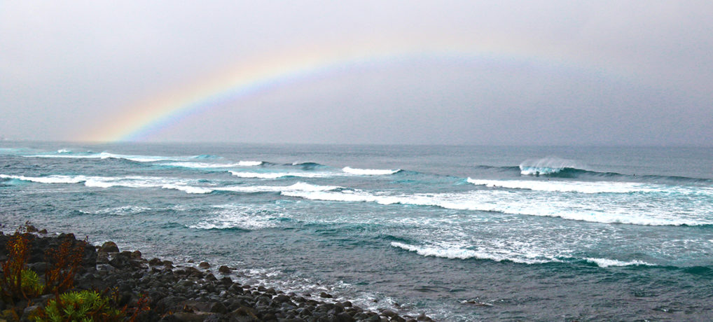 Surfing the Azores, all around Sao Miguel