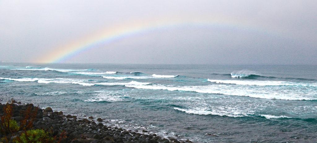 Santa Barbara on Sao MIguel, Azores. Fun waves all year round ©thefreesurfer.com