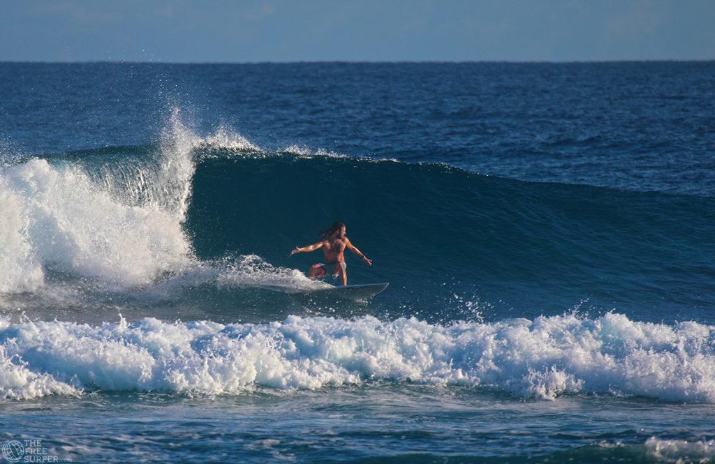 la esquierda coco pipe encuentro surf dominican republic